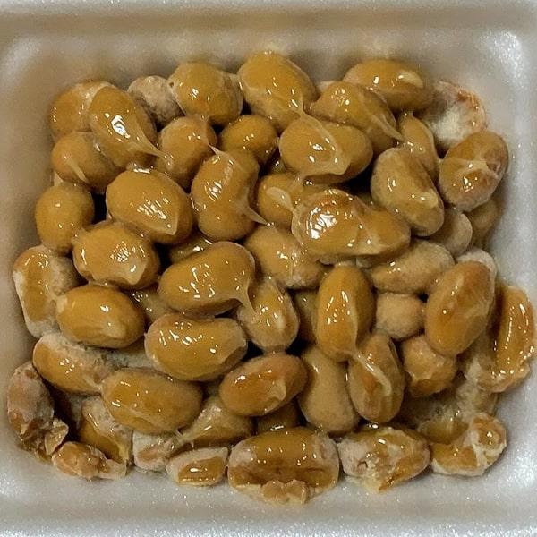 「静御前」の中の納豆の画像