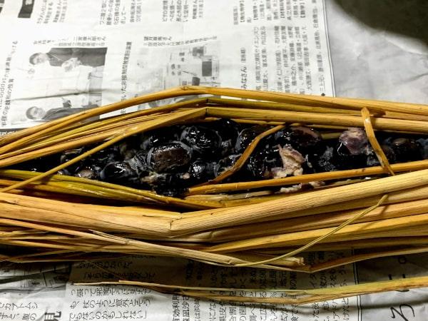 熟成後の納豆の画像 その1