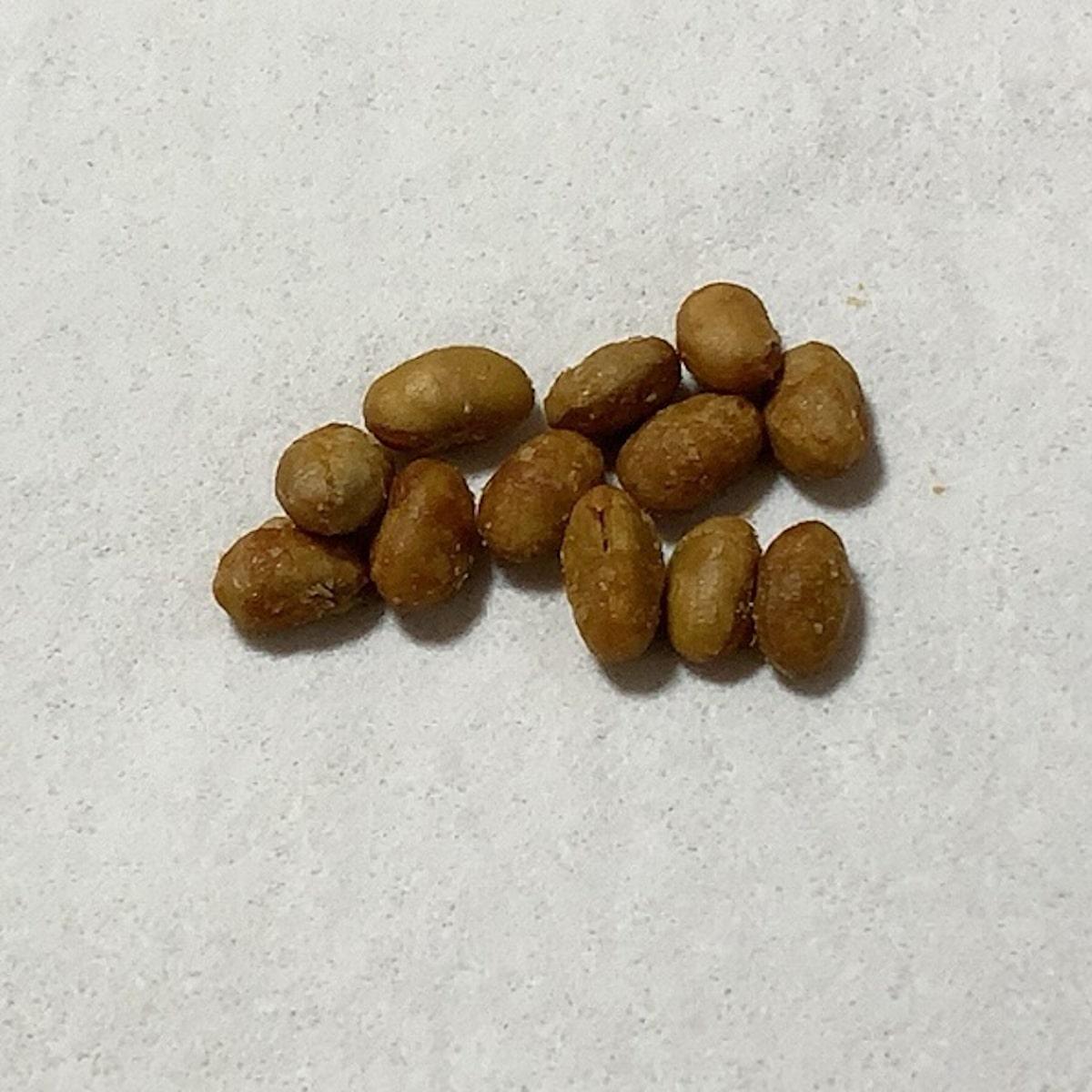 「ポリッと納豆」のドライ納豆の画像
