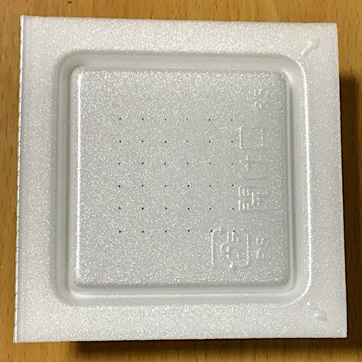 「元気納豆 国産大豆わさび」の容器の画像