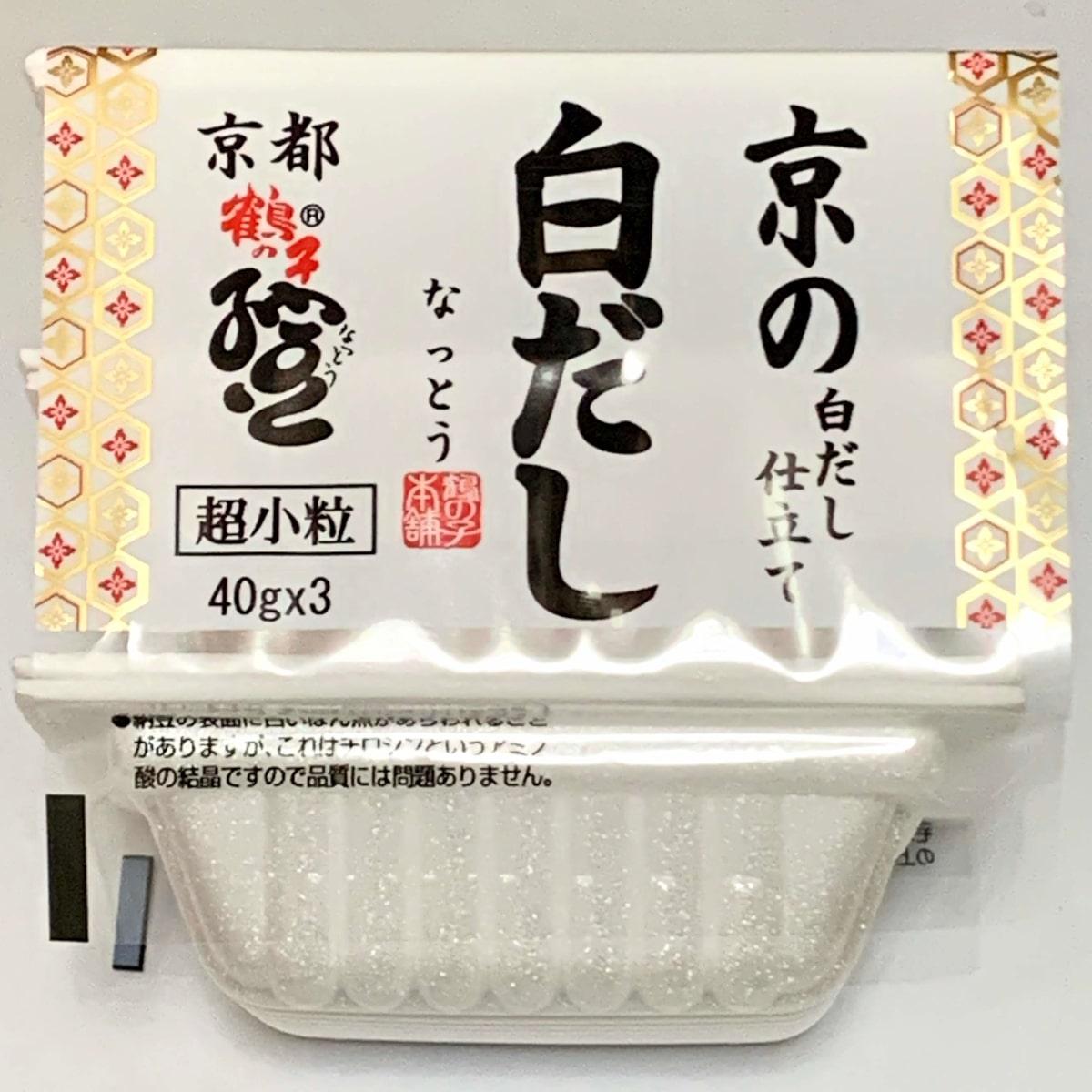 「京の白だし納豆」の側面の画像 その2