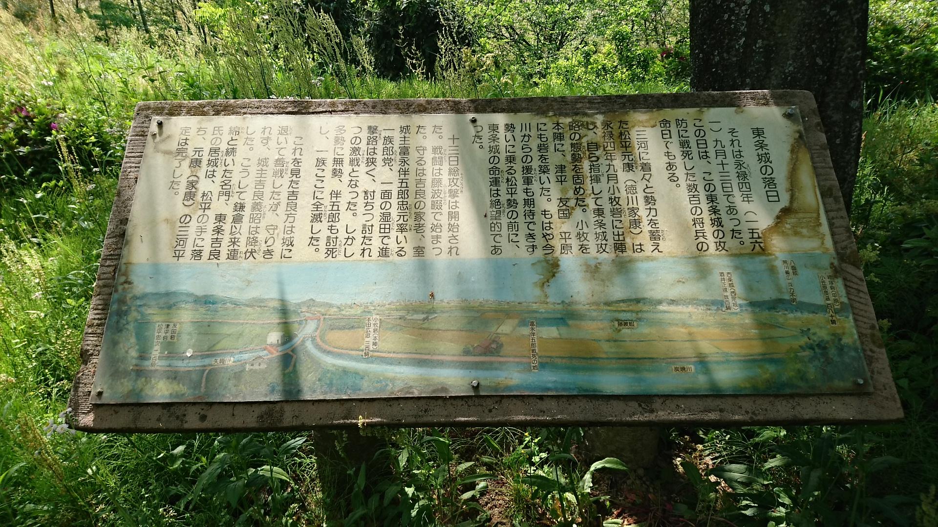 2017.5.2 東条城 (6) 「東条城の落日」 1920-1080