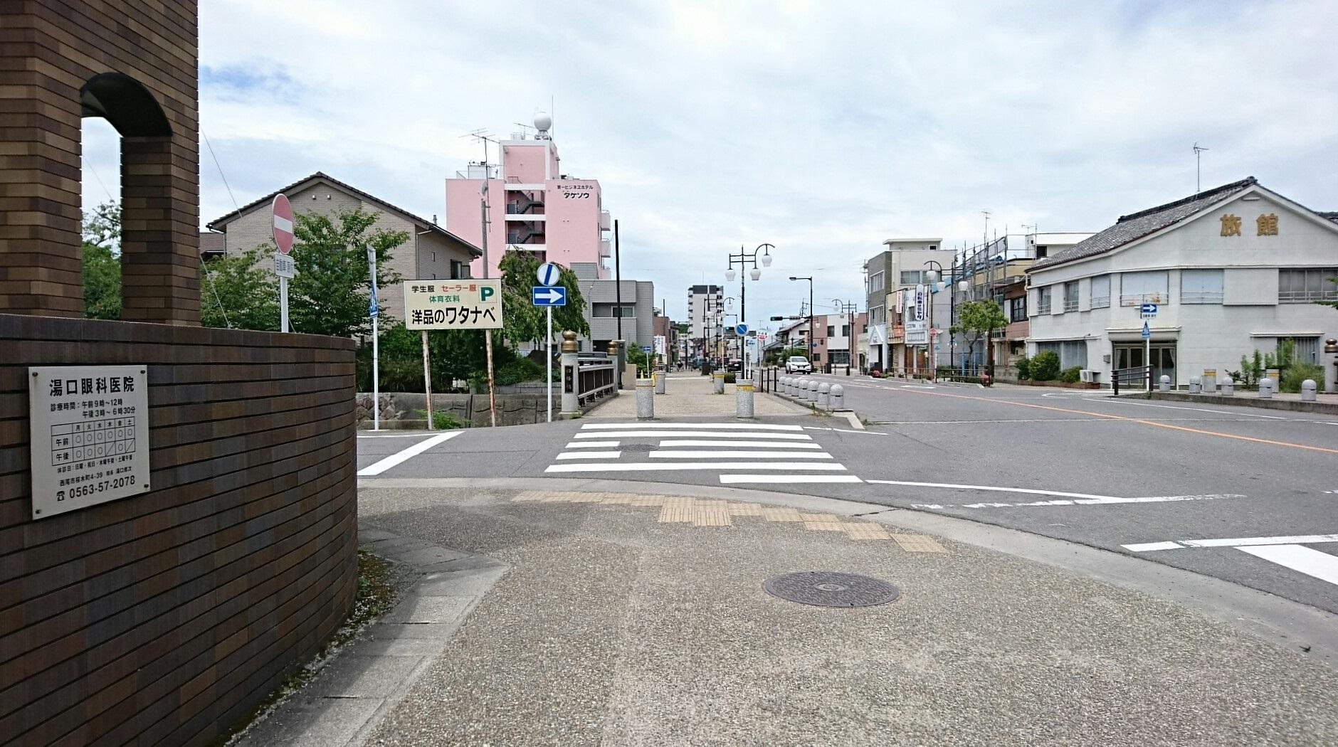 2017.7.21 西尾 (2) 四条橋 1880-1050