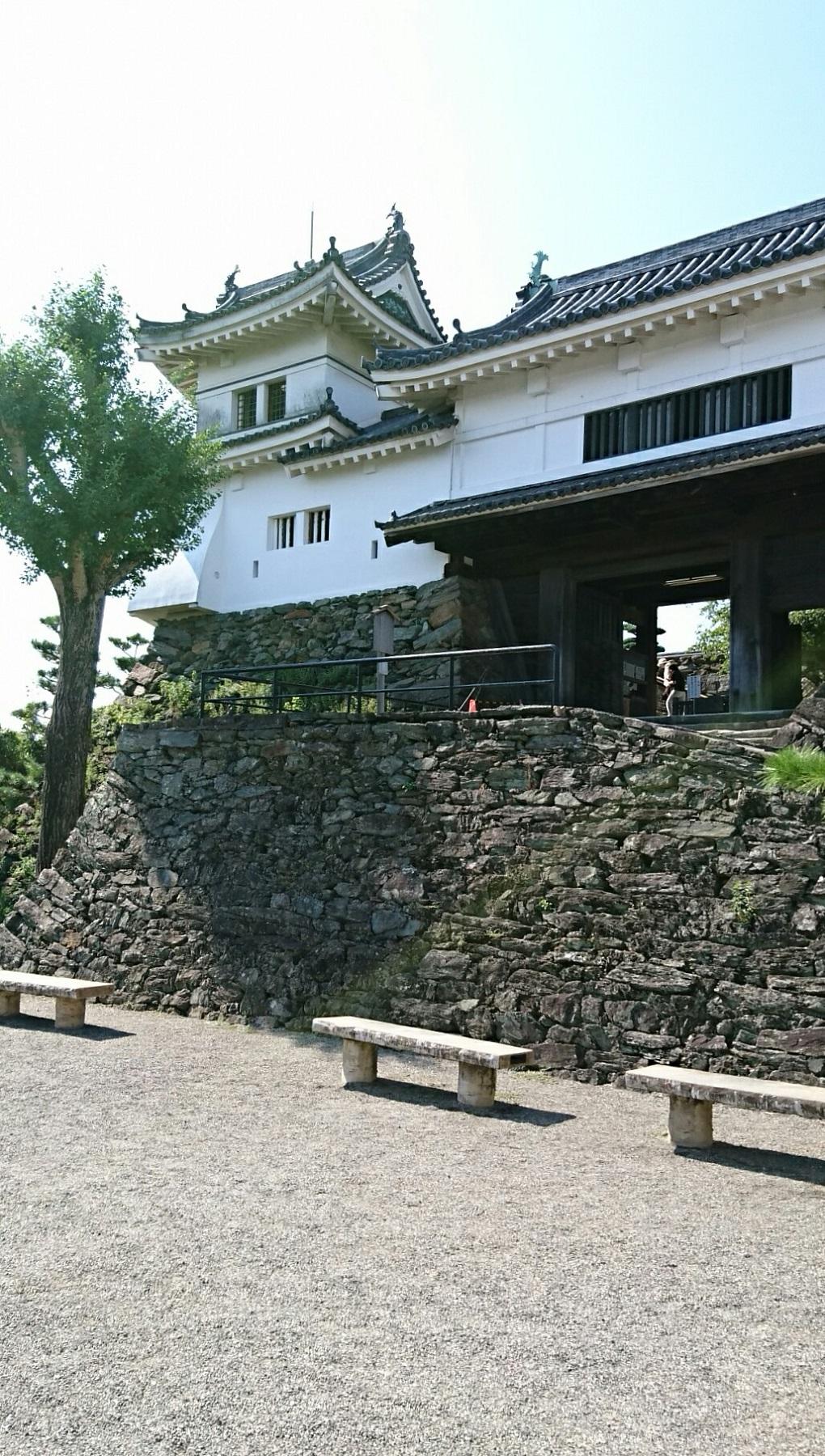 2017.8.17 わかやま (5) 和歌山城=やぐら 1020-1800