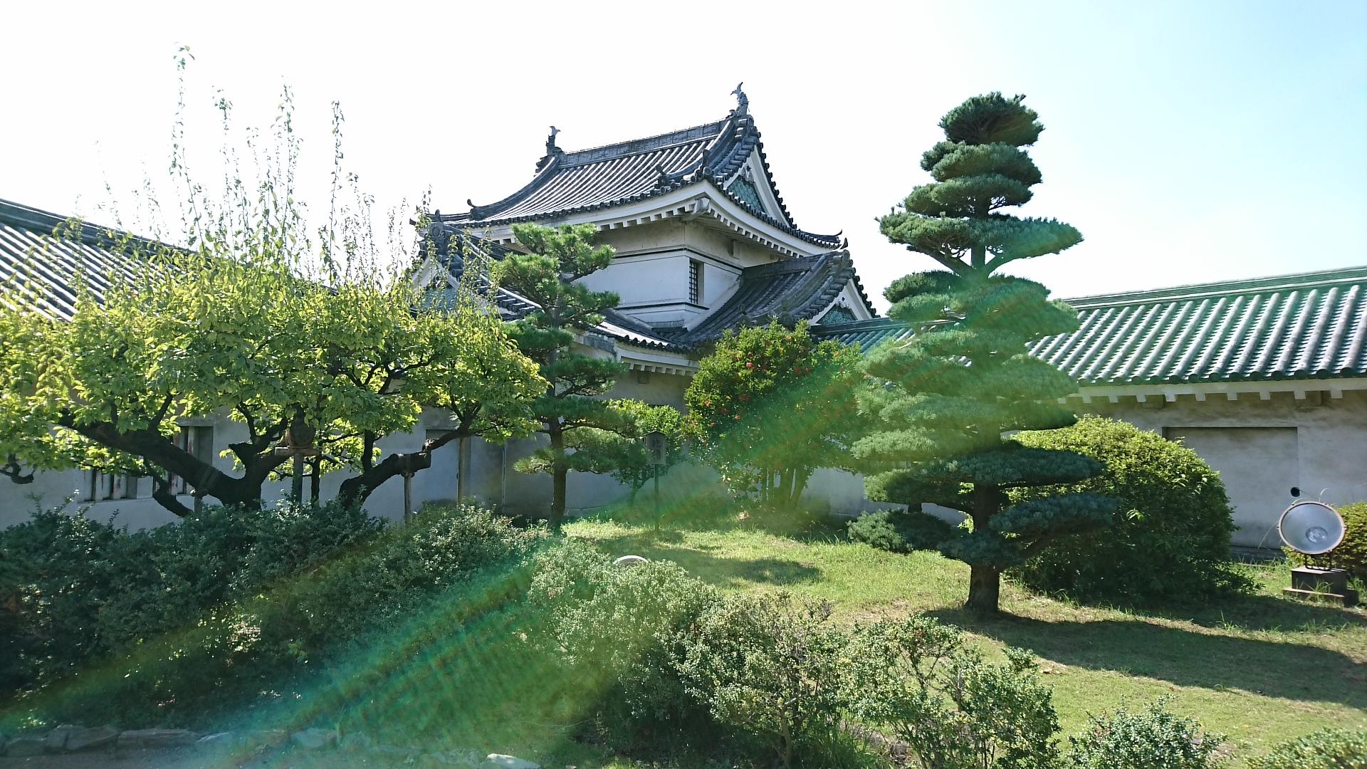 2017.8.17 わかやま (6) 和歌山城=やぐら 1920-1080