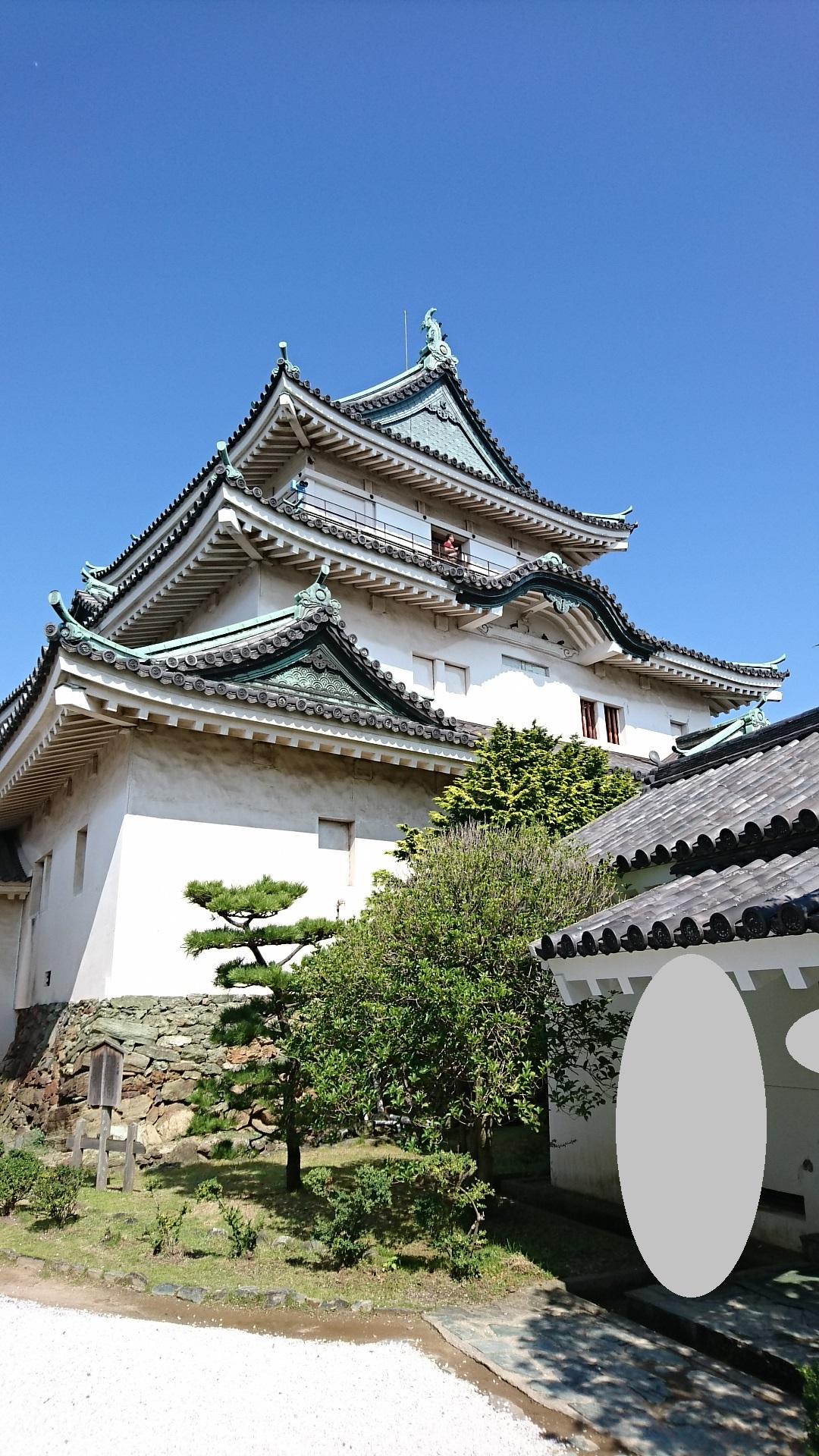 2017.8.17 わかやま (7) 和歌山城=天守閣 1080-1920