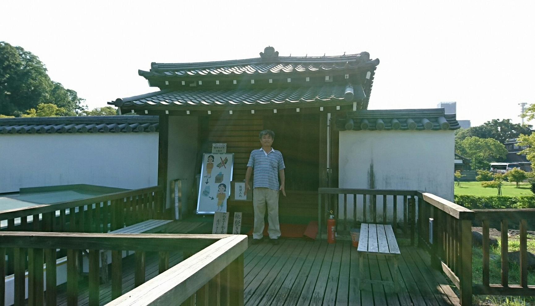 2017.8.17 わかやま (12) 和歌山城=おはしろうか 1730-990