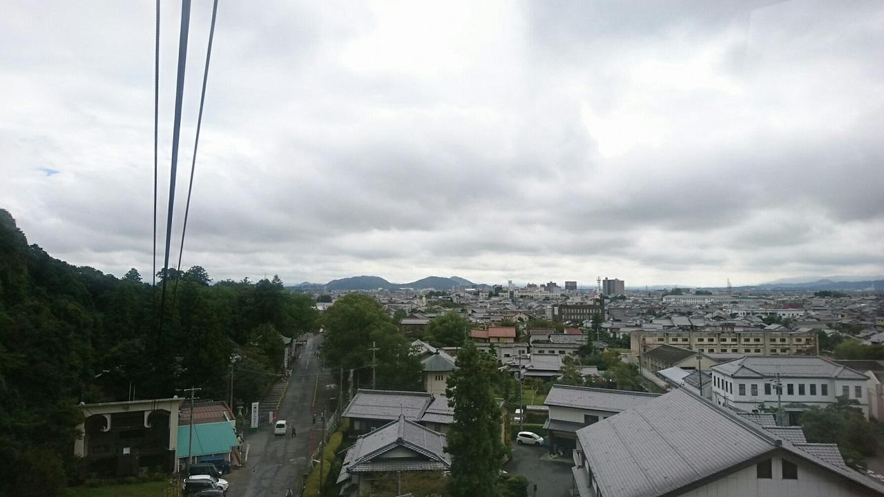 2017.10.7 八幡山ロープヱー (3) 1280-720