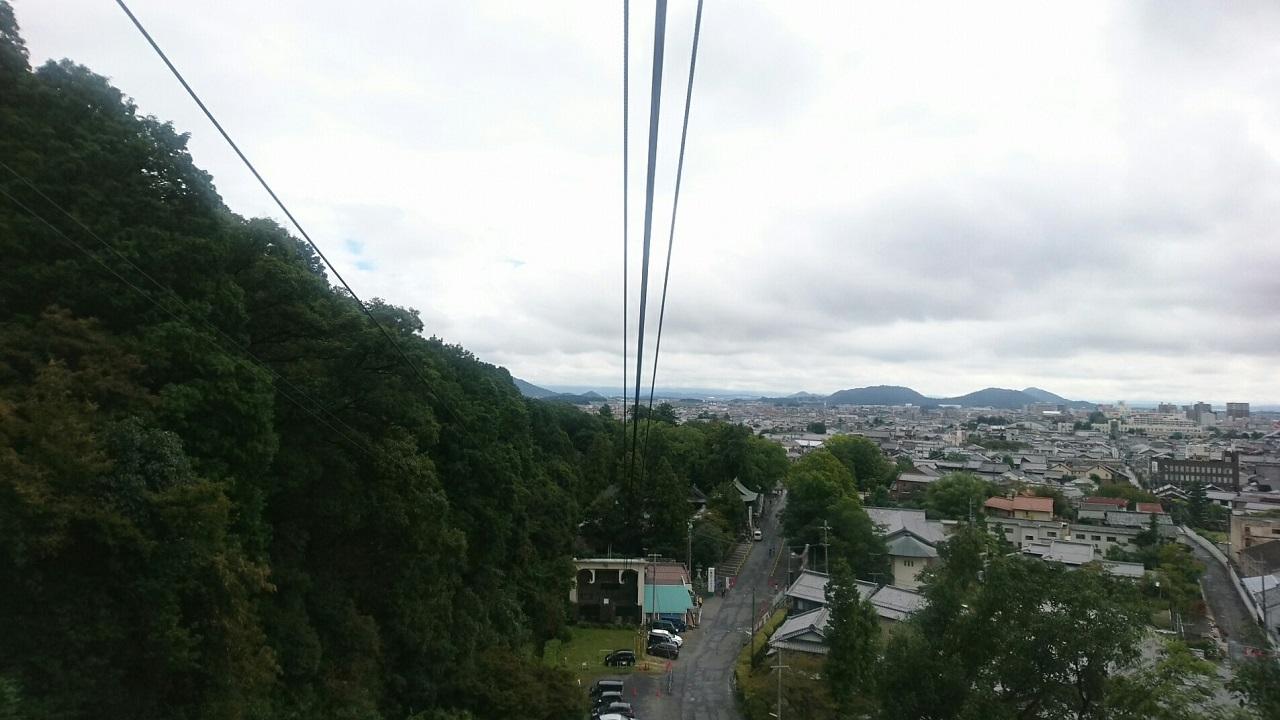 2017.10.7 八幡山ロープヱー (4) 1280-720