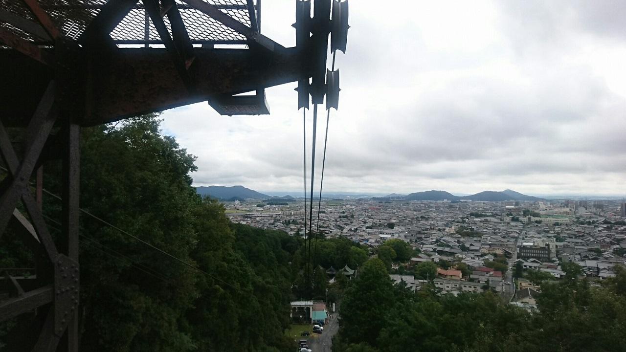 2017.10.7 八幡山ロープヱー (5) 1280-720