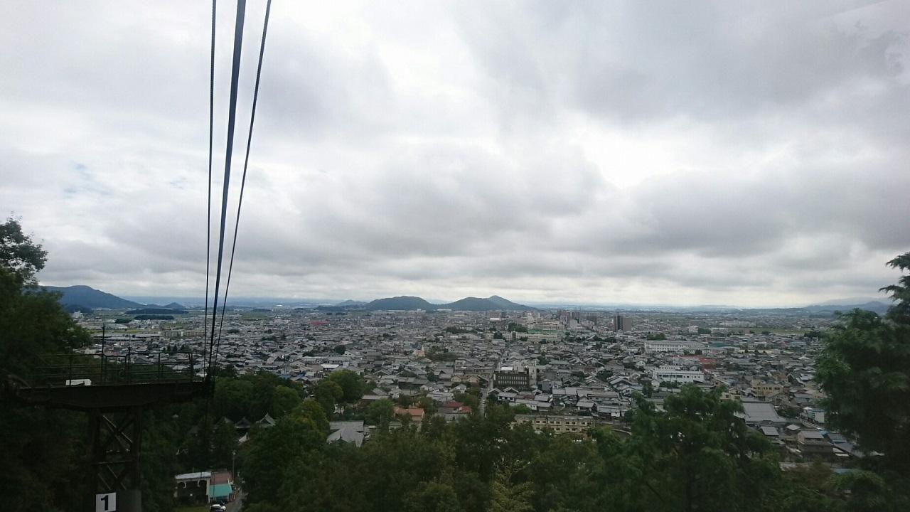 2017.10.7 八幡山ロープヱー (6) 1280-720