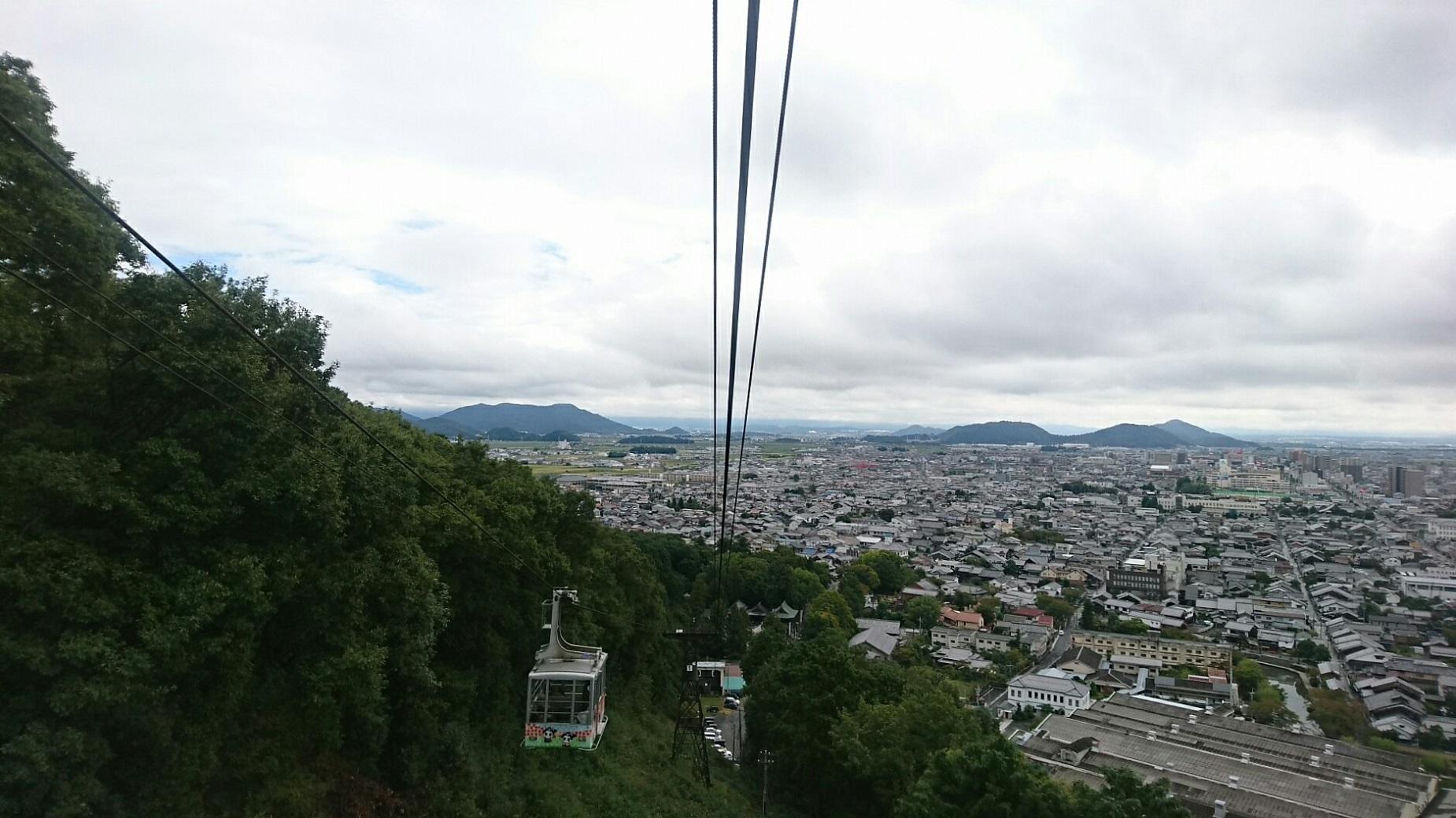 2017.10.7 八幡山ロープヱー (7) 1850-1040