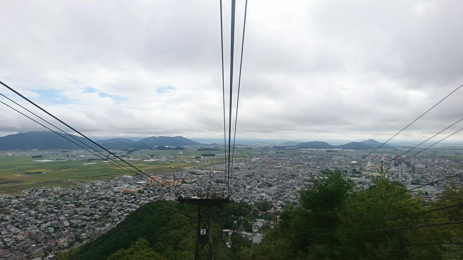 2017.10.7 八幡山ロープヱー (9) 1850-1040