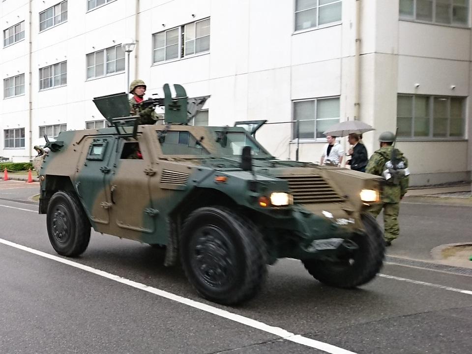 2017.10.28 守山駐屯地 (22) 戦闘車 960-720