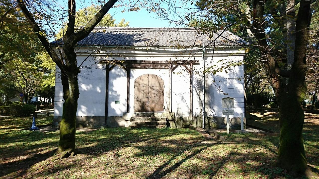 2017.11.3 名古屋城 (14) 乃木倉庫 1280-720