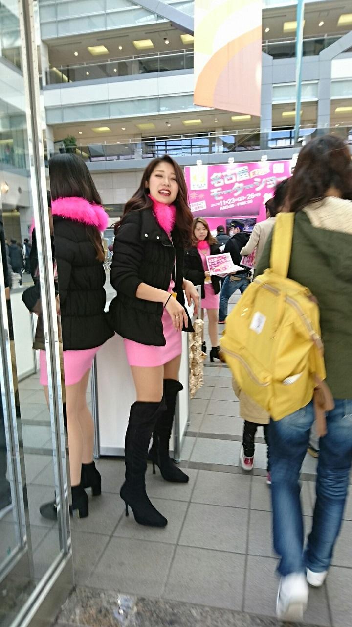 2017.11.24 名古屋 (4) モーターショー - いりぐち 720-1280