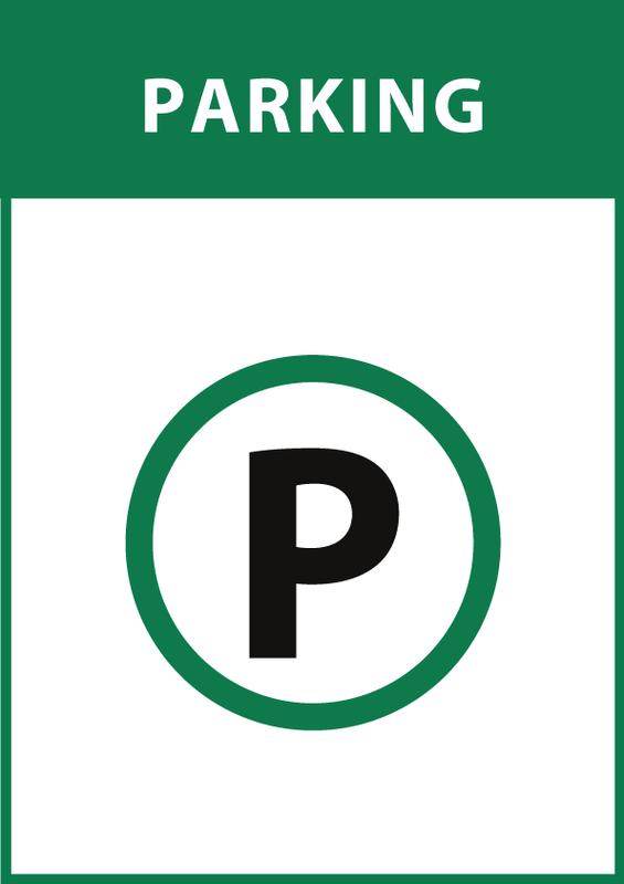 駐車場 英語