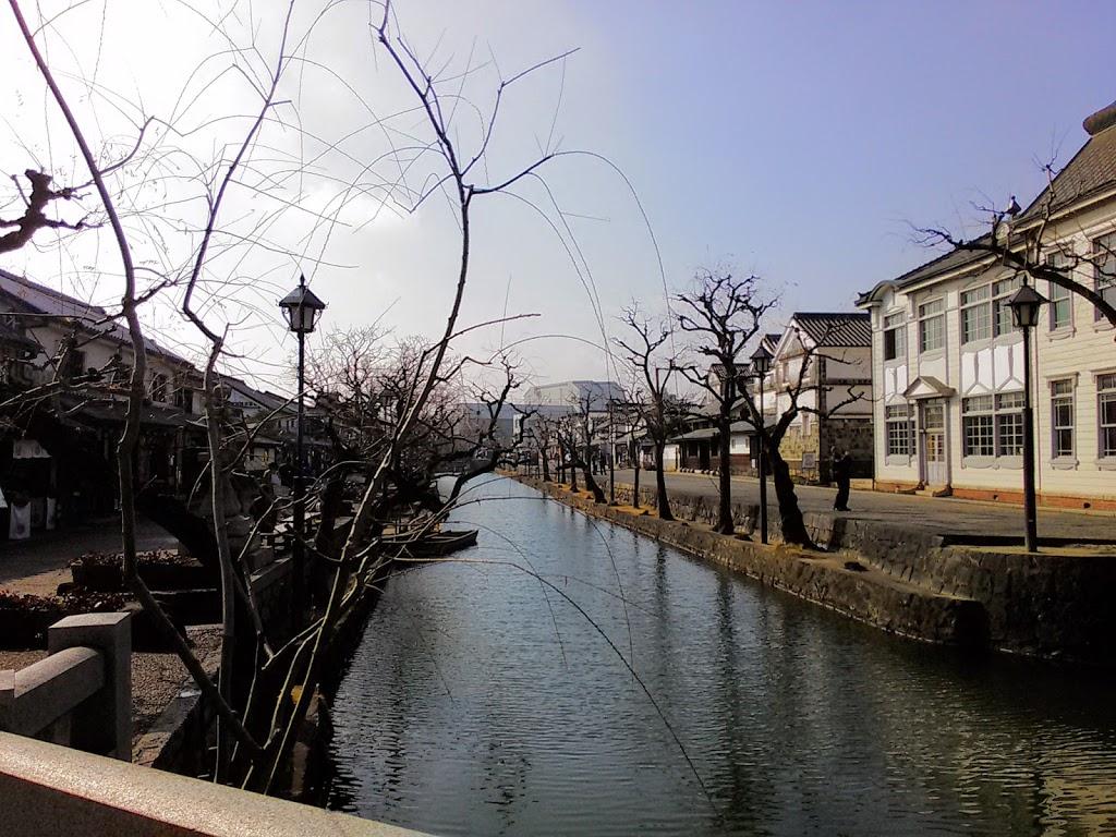 kurashiki-river